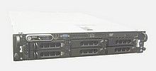 PowerEdge 2950 III 2x QC Xeon X5450 3.0 GHz, 16 GB, SAS RAID