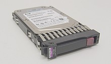 ProLiant 72.8 GB SAS 15k DP SFF 2.5 418371-B21