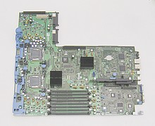 System Board PowerEdge 2950 III 0H603H