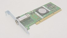 HP QLogic QLA2460 PCI 4 GBit Fiber Channel HBA AB378A