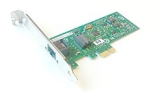 NC112T Gigabit Server Adapter PCIe 503827-001