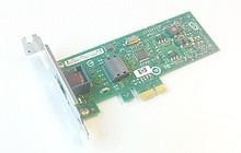 NC112T Gigabit Server Adapter PCIe 503827-001 Low Profile