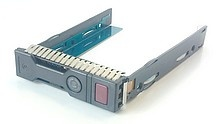 ProLiant SATA / SAS Smart Carrier G8 / G9 3.5 LFF NEU