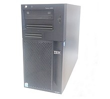 IBM xSeries 3200 Tower QC Xeon 2.13 GHz, 2 GB 2x 160 GB SATA