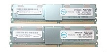 16 GB KIT (2x 8 GB) PC2-5300 FBD SNPM788DCK2/16g