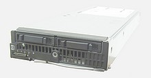 Blade Server BL460c G6 2x QC Xeon X5550 2.66 GHz