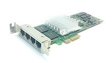 NC364T QUAD Gigabit PCIe Adapter 436431-001 LP