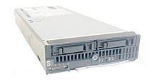Blade Server BL460c G7 2x QC Xeon E5620 2.4 GHz