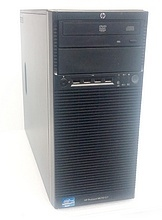 ProLiant ML110 G7 QUAD Core Xeon E3 3.1 GHz, 16 GB, SAS RAID