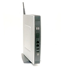 Thin Client T5740 Intel Atom 1.66 GHz 2 GR 2GF WLAN WES2009