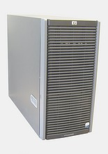 ProLiant ML350 G5 Tower 2x QC Xeon 2.5 GHz, 16 GB, SAS RAID