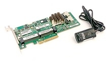 Smart Array P420 SAS RAID 60 PCIe 512 MB FBWC LP 633538-001