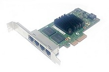 Lenovo I350 PCIe Quad Gigabit Adapter 00AG522