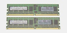 2 GB KIT PC2-5300 ECC Reg. ProLiant 408851-B21