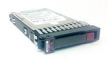 ProLiant 300 GB SAS 6G DP SFF 2.5 507284-001 NEW Spares