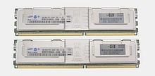 8 GB KIT PC2-5300 FBD ProLiant 397415-B21