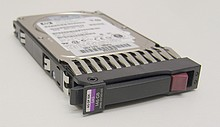 ProLiant 146 GB SAS DP 6G SFF 2.5 507283-001