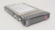 ProLiant 146 GB SAS Dual Port SFF 2.5