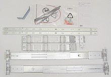 ProLiant 19 3-7U Rail Kit DL580 DL585 ML370 ML570 348112-B21