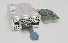 BL p-class 4 Gb Brocade SAN Switch A7533A