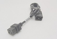 Power cable IEC320 C19 for PDU/UPS