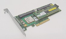 Smart Array P400 SAS RAID PCIe 256 MB 504023-001